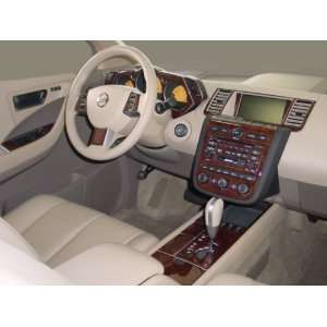 NISSAN MURANO Interior Wood Dash Kit 2003 2004 2005 2006