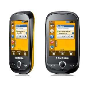 Samsung S3850 Corby II Unlocked GSM Phone with 2 MP Camera