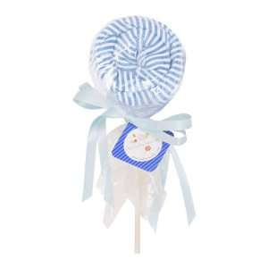 The Baby Bunch Blue & White Lollipop One Piece Toys