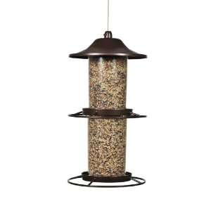 Perky Pet 325S Panorama Bird Feeder Patio, Lawn & Garden