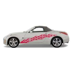 CAR VINYL SIDE GRAPHICS DECALS NISSAN 350Z ANY CAR