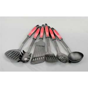 6 Piece Nylon Cooking Utensil Set
