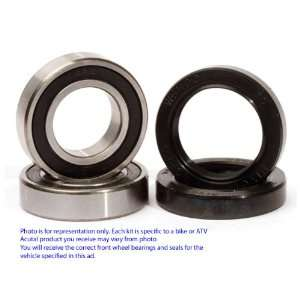 96 04 HONDA XR400R PIVOT WORKS FRONT WHEEL BEARING KIT