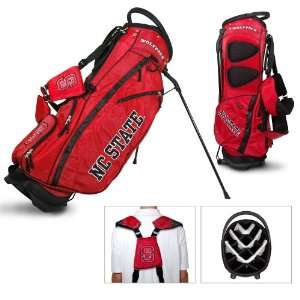 Stand Golf Bag   North Carolina State Wolf Pack