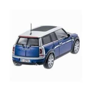 MINI Cooper S Clubman 187   Lightning Blue Automotive