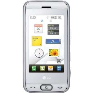 LG GT400 Viewty Smile Quad Band Cell Phone   Unlocked