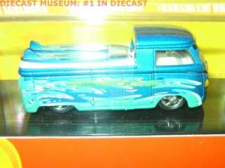VOLKSWAGEN VW TRUCK PICKUP HOT WHEELS 100% 40TH RARE