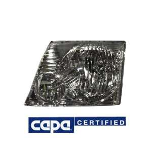 CAPA Ford Explorer Headlight OE Style Replacement Headlamp Driver Side