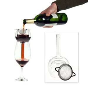 Vino Aerating Set   Red Wine Aerator