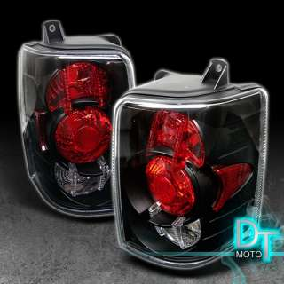 93 98 JEEP GRAND CHEROKEE BLACK ALTEZZA TAIL LIGHTS