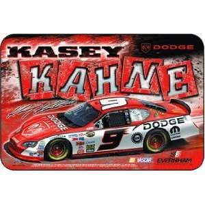 #9 Kasey Kahne Dodge Racing Driver Welcome Mat Sports