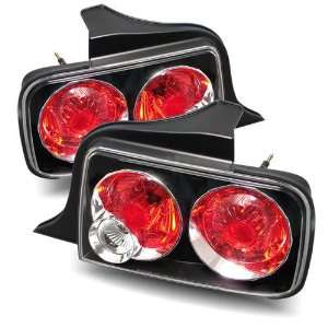 05 09 Ford Mustang Black Tail Lights Automotive