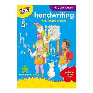 Galt Play & Learn Handwriting Book Toys & Games