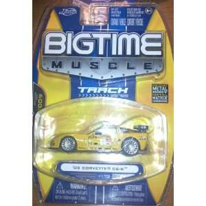 Jada Toys 1/64 Scale Diecast Dub City Big Time Muscle Track