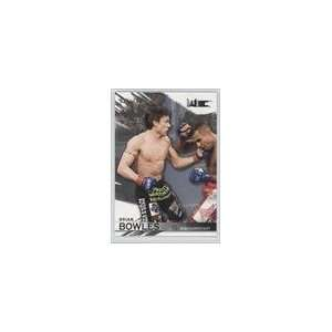 2010 Topps UFC Knockout Silver #121   Brian Bowles/188