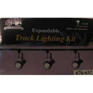 Hampton Bay Expandable Track Lighting Kit