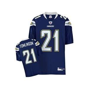 Authentic LaDainian Tomlinson San Diego Chargers NFL Jersey Size 48