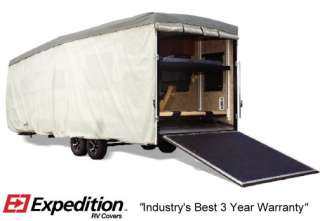 RV Toy Hauler storage cover expedition Fits 18 20