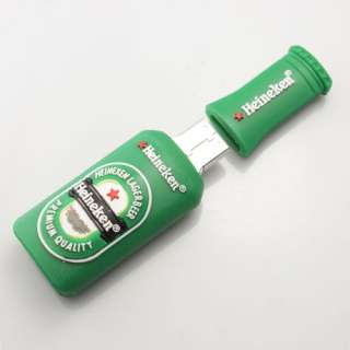 Selling 100% Brand New Beer Bottle Flash Drive USB Storage AZN