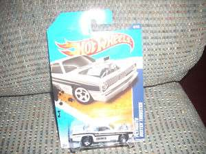 Hot wheels Performance 2011 Plymouth duster thruster