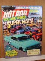 Hot Rod Magazine September 1990 Thrilla in Cadzzilla