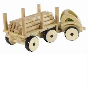 Guidecraft Big Rigs Semi Truck Toys & Games
