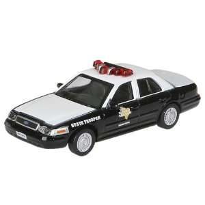 Model Power HO (1/87) Texas State Police Ford Toys & Games