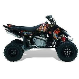 Ed Hardy AMR Racing Suzuki LTR 450 2005 2011 ATV Quad Graphic Kit