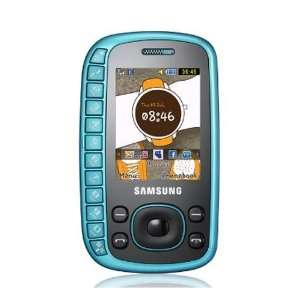 Samsung B3310 Unlocked Phone with QWERTY Keyboard, 2MP