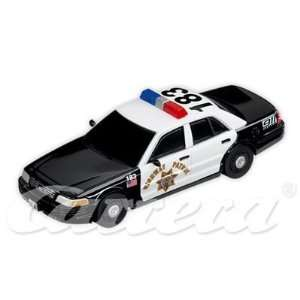 Go Ford Crown Victoria Police Interceptor Highway