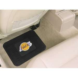 NBA Los Angeles Lakers Vinyl Rear Car Mat Rectangle 1.20 x 1.40