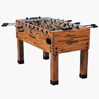 Games Foosball Air Hockey Flaghouse Steel Rod Soccer Table Sports