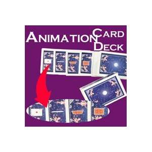 Angel Animation Deck   Japan   Card Magic Trick Toys