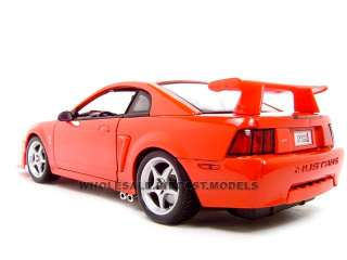 Brand new 118 scale diecast 2000 Ford SVT Cobra R By Maisto.