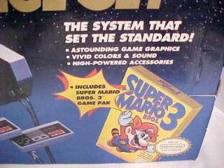 CHALLENGE SYSTEM COMPLETE IN BOX W/SUPER MARIO GAME,2HC RARE F279001