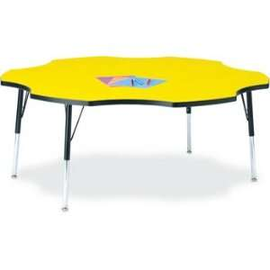 Jonti Craft KYDZ ACTIVITY TABLE   SIX LEAF   60, 11   15