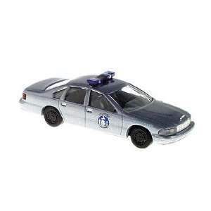 Busch HO (1/87) Maine State Police Chevy Caprice Toys & Games