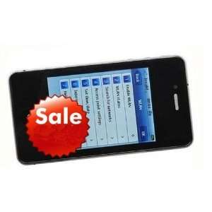 I68 4G 3.2 inch Touch Screen WiFi Java Dual Sim Card Mobile