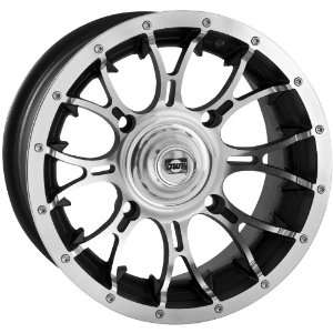 Douglas Wheel Diablo Wheel   14x8   5+3 Offset   Machined