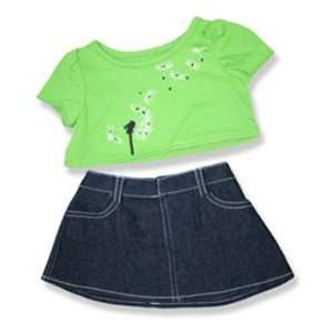 Dandelion Top Outfit Teddy Bear Clothes Fit 14   18