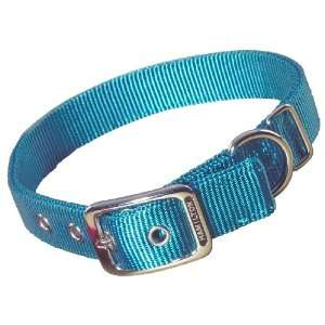 Hamilton Double Thick Nylon Deluxe Dog Collar, 1 Inch by