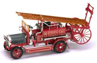 1921 DENNIS N TYPE FIRE ENGINE DIECAST 1/43 43008 NEW