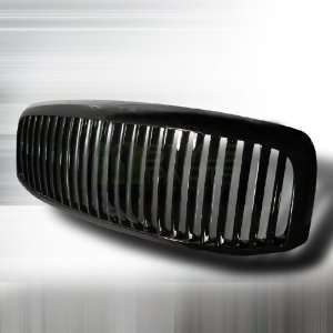 2006 2007 Dodge Ram Vertical Grill Black Automotive