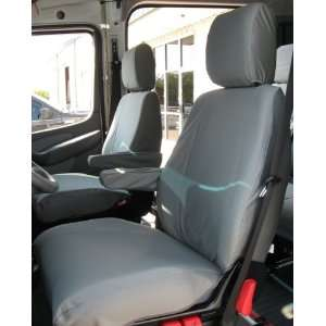 Exact Seat Covers, D1313 X7, 2002 2006 Dodge Sprinter Passenger Van