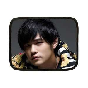 Chinese Pop Star Cute Jay Chou Netbook Case Small