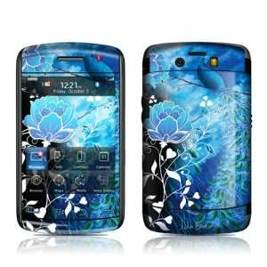 Peacock Sky Design Protective Skin Decal Sticker for