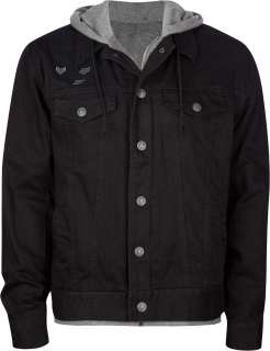 FOX Dunkirk Mens Hooded Jacket
