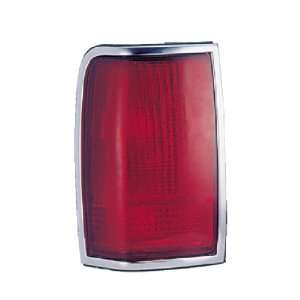 LINCOLN TOWN CAR LEFT TAIL LIGHT 90 97 NEW Automotive