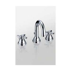 TOTO TL756DD PN Mercer Lavatory Faucet, Polished Nickel