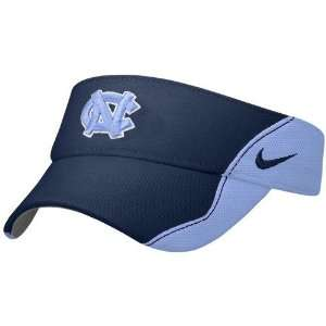 Nike North Carolina Tar Heels (UNC) Navy Blue Sideline